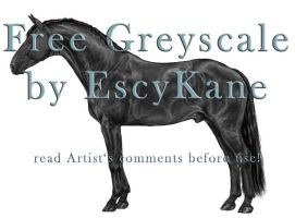 MURPHY'S LAW GREYSCALE by EscyKane