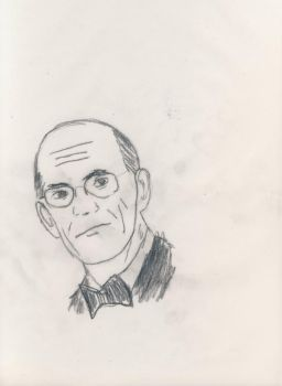 Christopher Lloyd by EgonEagle