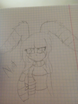 Nest The Human Bunny by astya45