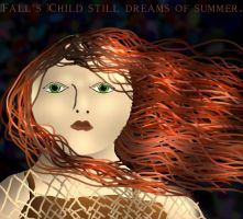 Falls Child by ezo