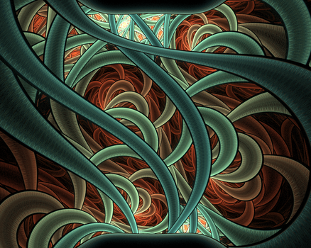 the vines of mimicry by cyberxaos