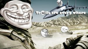 Trolls Are Every Where BF3 by ShakarLay