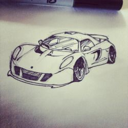 Venom Gt by felcandy