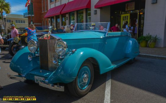 Antique Turquoise Rolls Royce Car March 10, 2017 7 by ENT2PRI9SE
