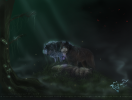 Natures Greed -Mondeis contest by KovoWolf