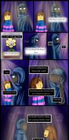HollowTale - Ruins (Parts 4) by Ice6400