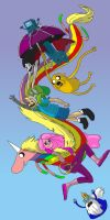 Adventure Time by DitaDiPolvere