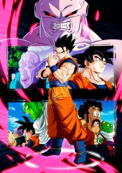 Ultimate Gohan is coming ! by limandao