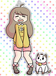 Bee and Puppycat! by indesomniac