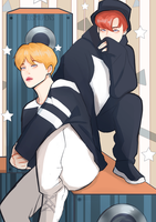 Minjoon by Cosmicpens