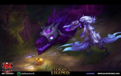Kindred - Riot Creative Contest 2017 by Silartworks