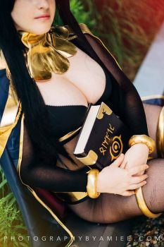Tharja - Conneticon 4 by IchigeiCosplay