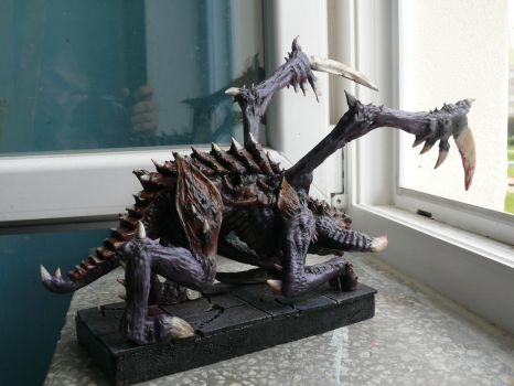 Zergling by MankejDesigns