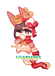#183 - Steamed Meatbun by Charminis-Database
