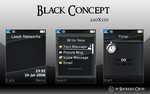 Black Concept 240x320 by Shokked-crow