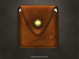 Email Wallet by vennerconcept