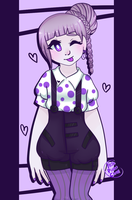 {adopt extra -  ghosty girl } by hello-planet-chan