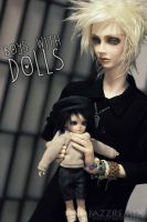 :boys.with.dolls: by aPPlejaZZ