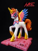 My little pony: Swiftwind! She-ra's steed by hunterknightcustoms