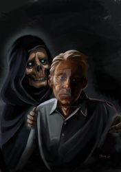 Death visits by hansbrown-77