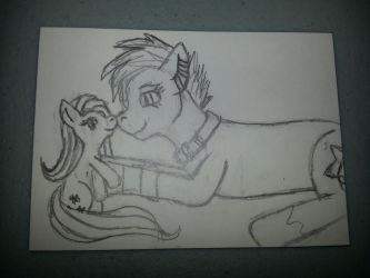 Request Sketch: Sky-Pin ACEO by risha