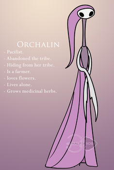 Orchalin by half-rose