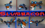 Mixel Mixes:Slumbagon by Trimondius01