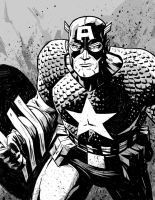 Captain America by Fuacka