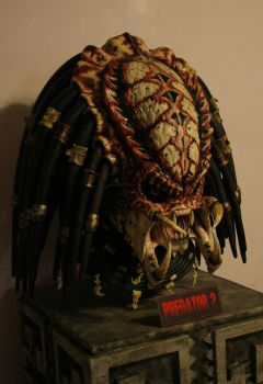 Finished Predator 2 by Usurp73