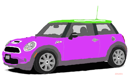2007 Mini Cooper by ZDS2001