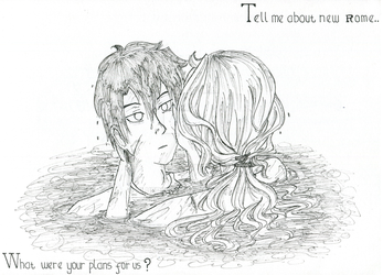 Percy Jackson on HeroesofOlympus - DeviantArt