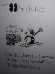 Toon June Day 10 by SecretName1010