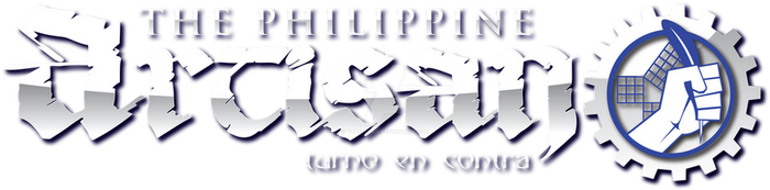 The Philippine Artisan -- New Masthead Proposal by than-than