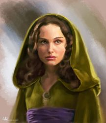 Padme by Ultrarender