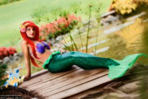 Ariel-The Little Mermaid by MoguCosplay