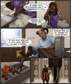 The Summer Storm - Page 3 by KingGiantess