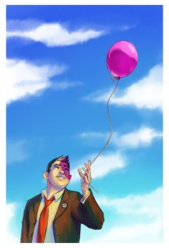 It's Been An Adventure, Mr. Fredricksen by OrangeCurl