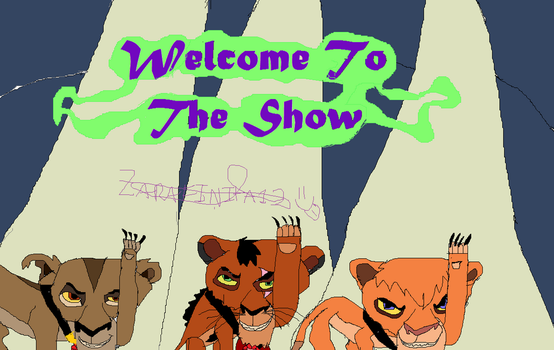 Welcome To The Show (Cover) by zarafinita12