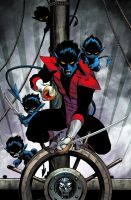 Nightcrawler!!! by EdMcGuinness