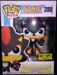 Pop! Figure - Shadow with Shadow Chao by AncientEchidna