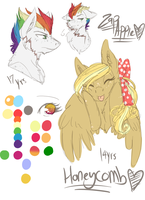 [NG Concepts] Apple Jack's Children by CrescentMyst