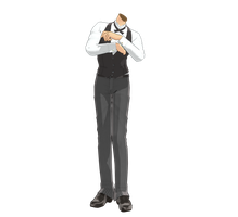 MMD - Male Outfit DL by HaruLikesCarrots