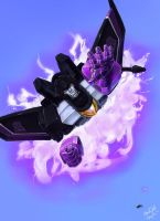 Skywarp by kykywka
