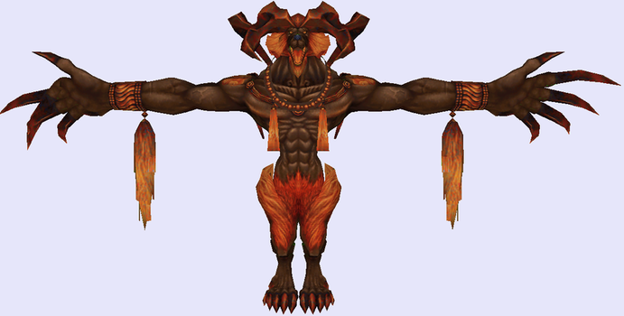 FFX Ifrit by Demonslayerx8