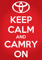 Keep calm and... by Ommin202