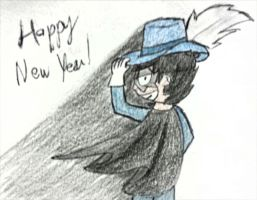 Happy New Year! by SuperSaiyan67