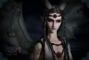 Loong soul doll YingLong by LoongSoul
