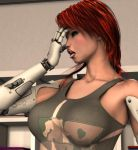 Chrome Shopping Close Up 02 by willdial