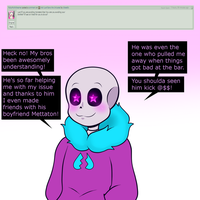 Ask Lust!Sans the Unlusted Question 2 by Uketello