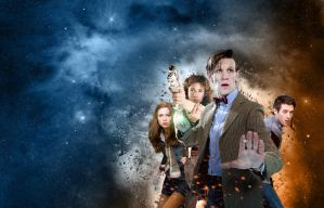 Doctor who series 6 by MrPacinoHead